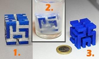 متریال PVA پرینتر سه بعدی