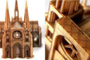 filament wood