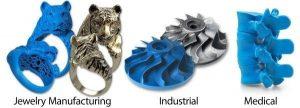 پرینتر سه بعدی قطعات فلز