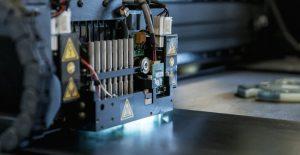 تکنولوژی dod پرینتر سه بعدی