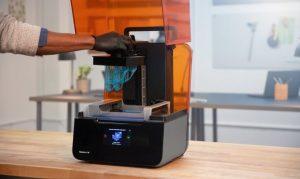 پرینتر سه بعدی SLA