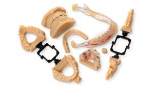 پرینتر سه بعدی دندان سازی