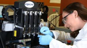 چاپ سه بعدی زیستی