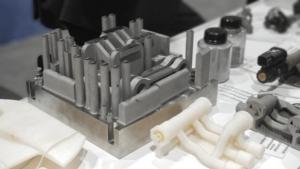قطعات آموزشی با پرینتر سه بعدی